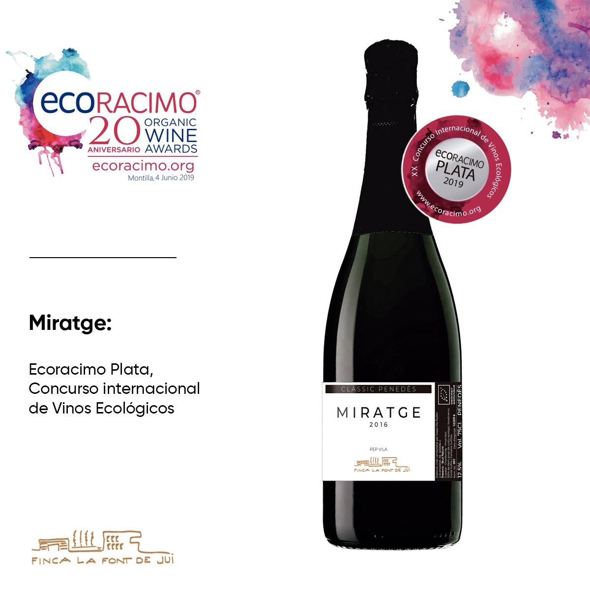 Ecoracimo Plata 2019